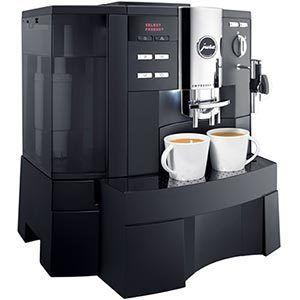Impressa XS90 Fully Automatic Espresso Coffee Center Machine