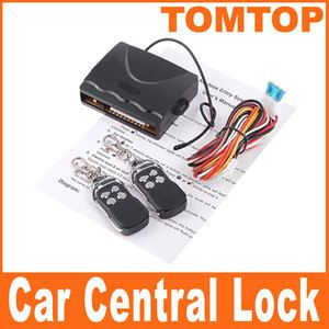 Car Remote Central Lock Locking Keyless Entry System