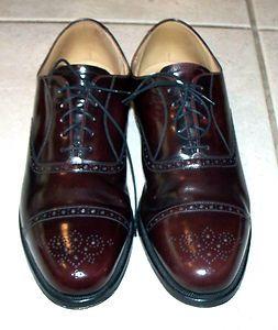 Chapman Moore Gorgeous Brown Dress Shoes Size 11 1 2 D on Sale Now