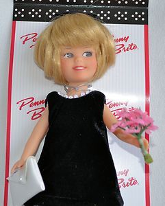 CHARISMA PENNY BRITE VELVET PRINCESS 9 INCH REPRODUCTION DOLL