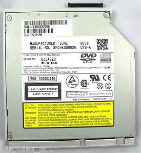 DVD Drive UJDA720 DVD ROM Compact Disc Recordable 5502199 DC5V