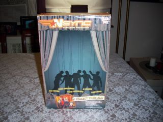 Sync Collectible Marionette Doll Puppet JC Chasez