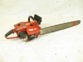 Nice Vintage Chain Saw Homelite Super XL 925 Large Muscle Chainsaw