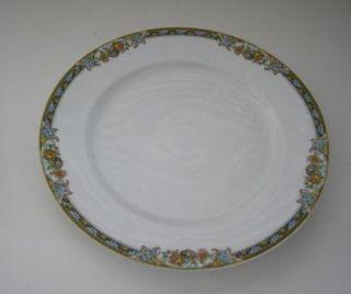 Haviland Limoges Chanson Dinner Plate LG 10 1 2 VG