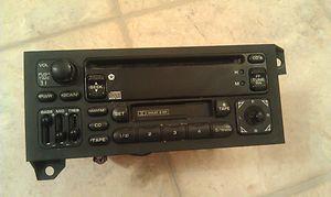 Jeep Grand Cherokee Wrangler Radio CD Player 96 97 98