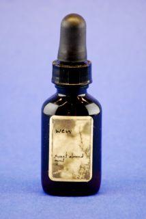 Wen by Chaz Dean Bath Body Hair Oil Sweet Almond Mint 1 FL oz New