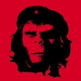 Che Ape Planet of The Apes Guevara Monkey Rise Revolution NYC T Shirt