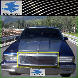 86 90 Chevy Caprice Classic Replace Billet Grille Grill