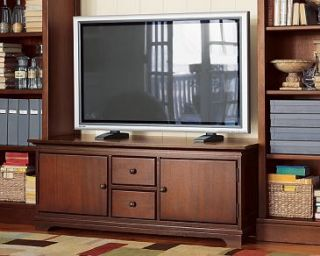 72w Flat Screen Plasma LCD TV Console Stand A V Center