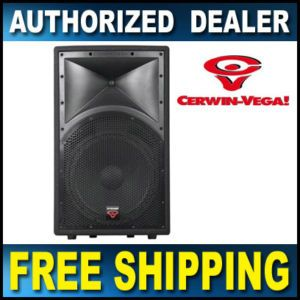 Cerwin Vega Int 152V2 15 2way Full Range Speaker New