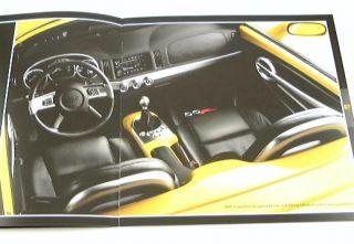 2006 06 Chevrolet Chevy SSR Truck Brochure