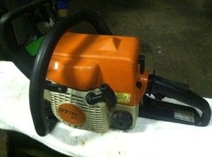 Stihl 017 Chainsaw Stihl Chainsaws Parts Saws Stihl Engine Stihl Motor