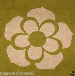 Cherry Blossom Stencil Flower Flowers Template Laser Cut Stencils New