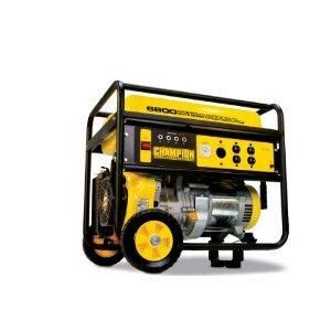 New Champion Power Equipment 41135 6 800 Watt 4 Stroke Gas Portable