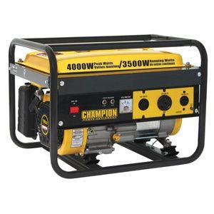 NEW Champion Power Equipment 46596 4000 Watt Portable Generator