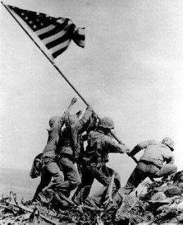 USMC United States Marine Corps Challenge Coin Iwo Jima Memorial