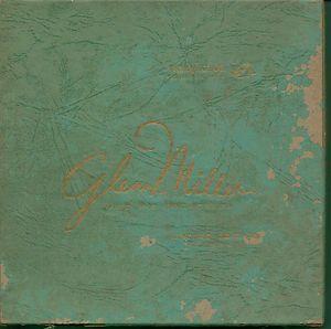 GLENN MILLER Limited Edition Volume One 10 EP Boxed Set SPD 18