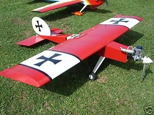 DAS UGLY STIK 4 channel R C Model Airplane Plans 60 span 40 61 engine