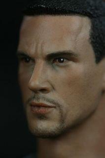 Headplay Channing Tatum 1 6 Figure Head Sculpt Hot Toys Duke Gi Joe