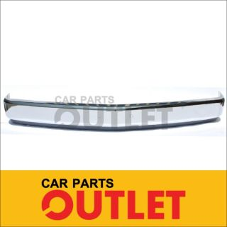 88 98 GMC Chevy C K 1500 2500 Front Chrome Bumper New
