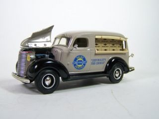 34 1st Gear 1939 Chevy Canopy Express Chevrolet Sales Service