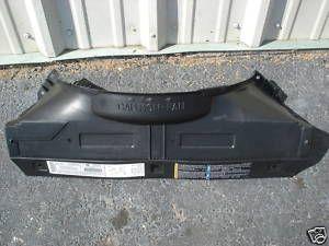 V6 Upper Fan Shroud S10 s 10 Chevy Sonoma Jimmy 96