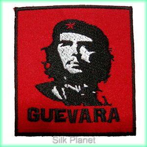 Che Guevara Guerrillero Heroico Marxist Iron on Patch