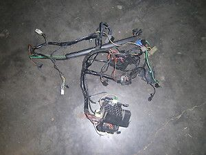 Interior Wiring Harness 88 90 Chevy GMC 1500 2500 3500 2WD Truck
