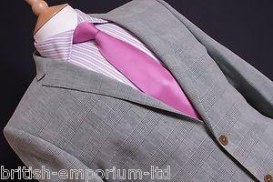 Holland Esquire Green Grey P O W Plaid Check Sports Jacket Blazer UK40