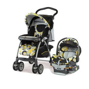 Chicco Cortina Travel System Stroller Miro