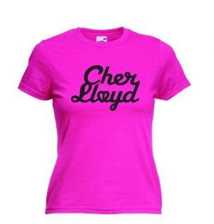 Cher Lloyd T Shirt Cher Lloyd Tee Ladyfit Unisex Kids Sizes New Free P