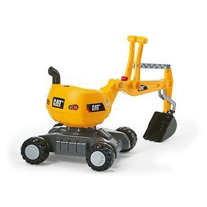 Digger Ride on Toy Kids Toddler Toy Childrens Toy A Great Gift New