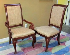 Thomasville Furniture King Street Cherry Dining Chairs