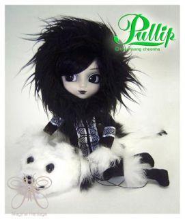 563 Chill Eskimo Black Hair Pullip doll 2006