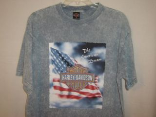 Cool Springs Harley Davidson Franklin Tennessee T Shirt XL x Large