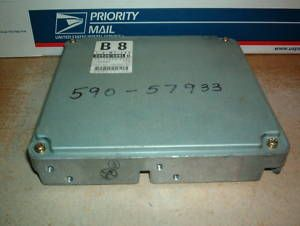 33920 50GL0 B8 Chevrolet Chevy Metro 1 0 MT ECM ECU Engine Computer