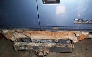 1994 Chevy 94 Chevrolet 1500 SUV Suburban Blazer V 5 Trailer Tow Hitch