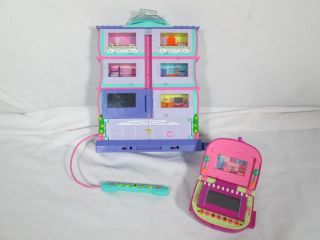 Pixel Chix Electronic House Hotel with One Extra House