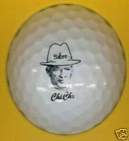 Signature Logo Golf Ball Chi Chi Rodriguez PGA