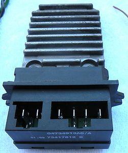 Blower Motor Resistor Chrysler 300M Concorde LHS Dodge Intrepid No