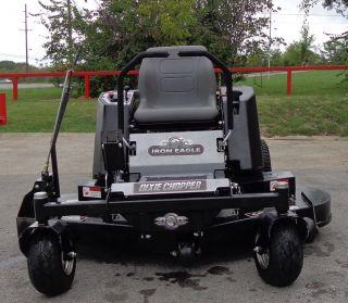 New 50'' Dixie Chopper Silver Eagle 2750 Zero Turn Lawn