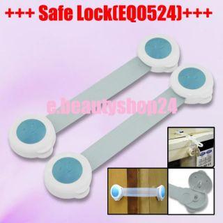 Baby Safety Wardrobe Cabinet Locks Door Safety Lock Electrical Lock