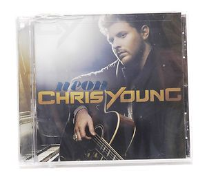 Chris Young 2011 Neon CD Brand New Factory SEALED