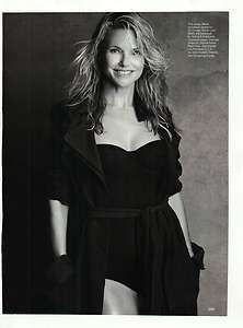 Christie Brinkley Ads Fashion clippings got Milk Beauty