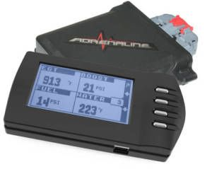 Dodge Cummins Diesel Truck Quadzilla Adrenaline V2 Monitor Chip Tuner