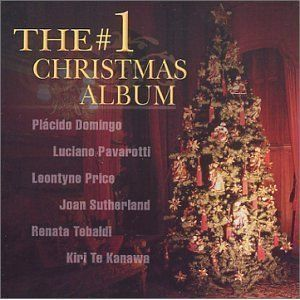 Christmas Album 2 CD SET Luciano Pavarotti Renata Tebaldi Joan