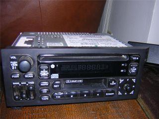96 97 98 Jeep Grand Cherokee Radio Cassette CD Player