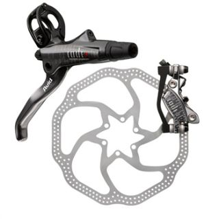 Review Avid Code R Disc Brake 2012  Chain Reaction Cycles Reviews