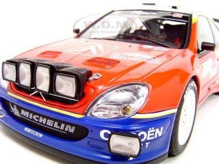 CITROEN XSARA #3 WRC 2004 WINNER RALLY MONTE CARLO NIGHT 1/18 AUTOART