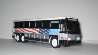 Custom Decaled MTA New York City Bus MCI D Series Model Bus